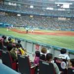 野球観戦 京セラドーム 阪神×広島